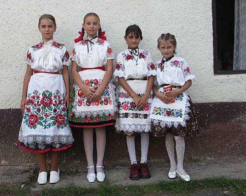 Kroje a tak | Sebechleby village, Hont region, Central Slovakia.