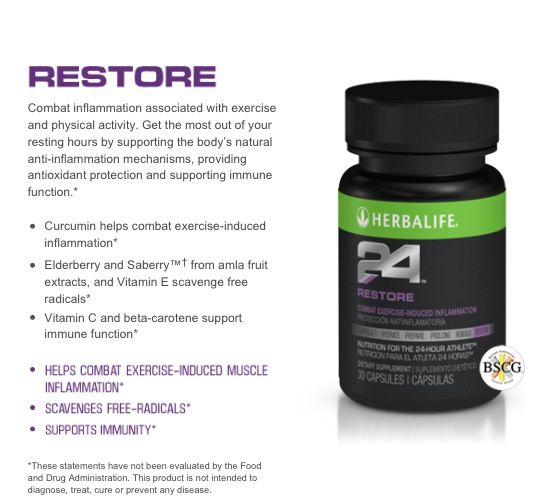 this is by far my  favorite I take Restore after a hard workout... wake up pain free!  such a wonderful feeling ;)