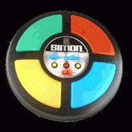 Simon 80s toys. I miss these days!