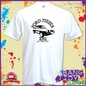 Mk1 Ford Fiesta XR2 Mens T Shirt  Our Price: £10.97