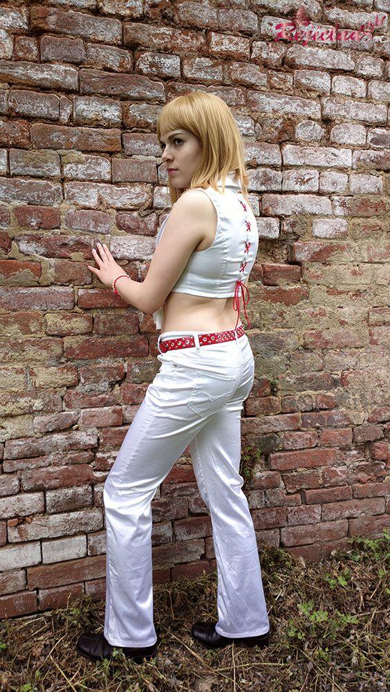 Ashley Graham Resident Evil / Biohazard 4 Alternate cosplay VI by Rejiclad.deviantart.com on @DeviantArt