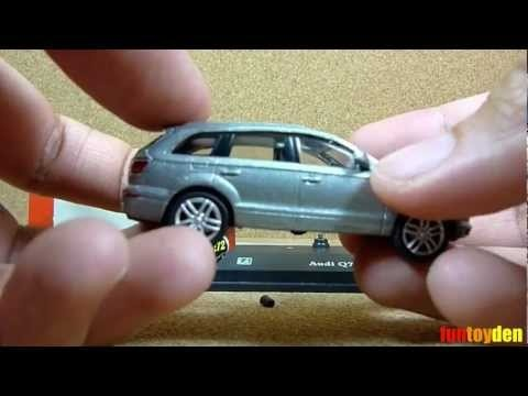 Audi Q7 - Cararama Die-cast Car Collection Unboxing