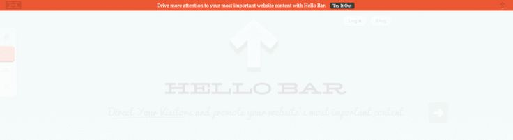 How to Create a Hello Bar with WordPress!