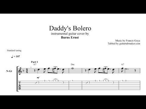 classical guitar tabs pdf download