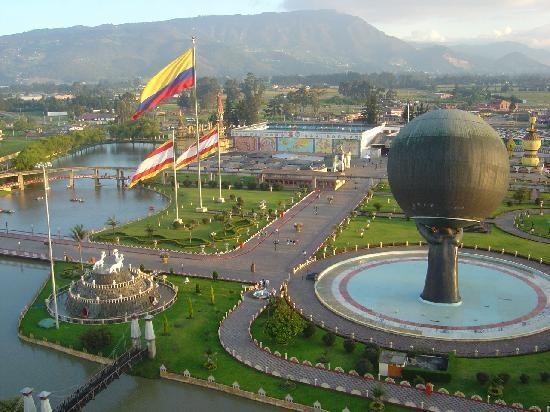 Parque Jaime Duque. Tocancipá,Cundinamarca, Colombia
