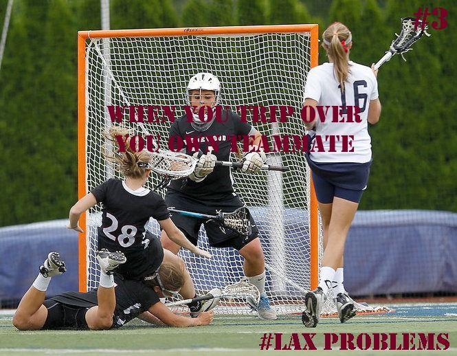 Lacrosse Problems.