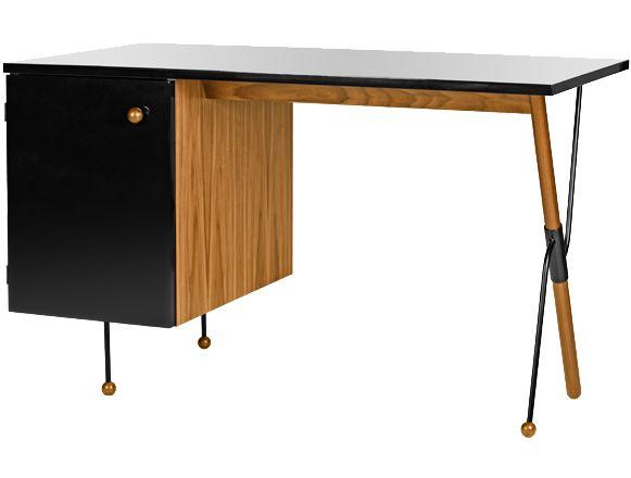 Greta Grossman: Grossman 62 Series Desk - Danish Design Store- nice desk for your home office