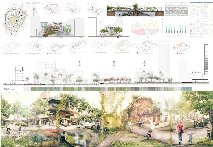 Galería - Tercer Lugar en concurso público de anteproyecto del Carrera Bolívar / Medellín, Colombia - 181