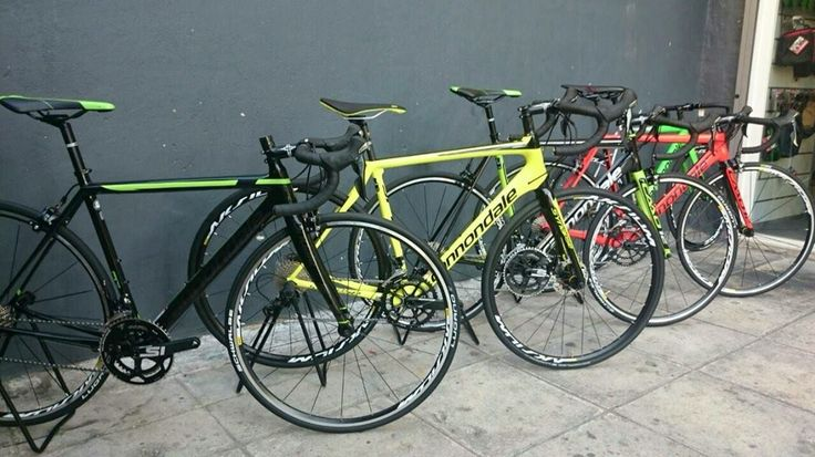 2016 Cannondale Road Bikes