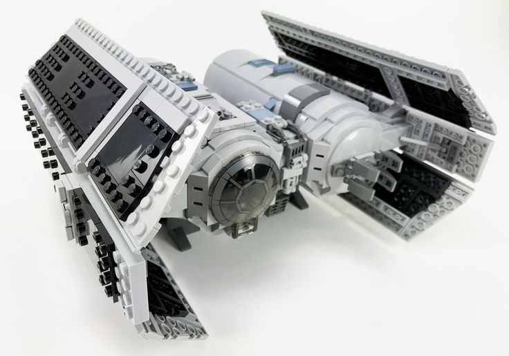 """""""TIE Bomber 1"""" by rebelbuilder: Pimped from Flickr"""