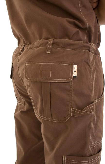 New Koi Mens Maxx V Neck Top James Zipper Fly Print Scrub Pants Nursing Uniform $26.99 - $29.99