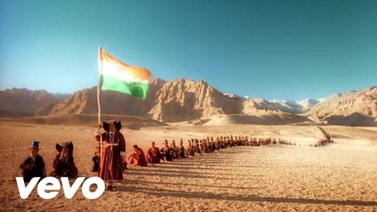 A.R. Rahman - Maa Tujhe Salaam - YouTube
