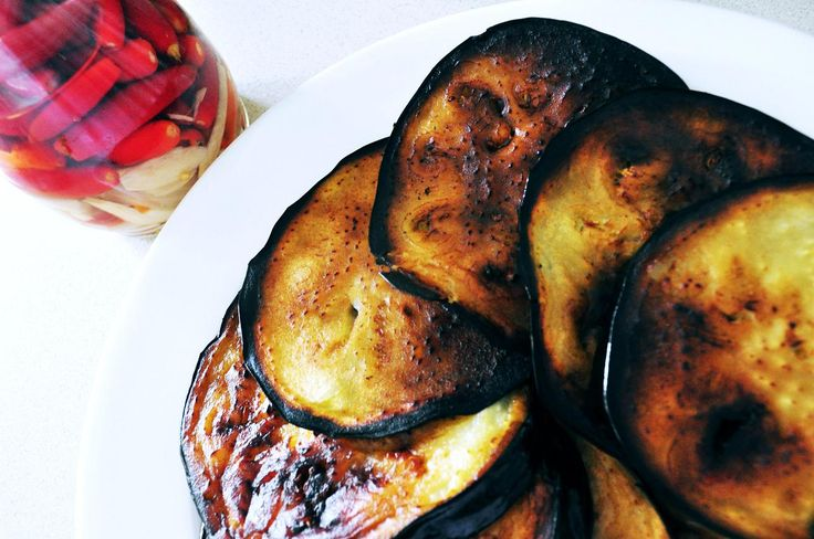 Most Simple Eggplant Recipe