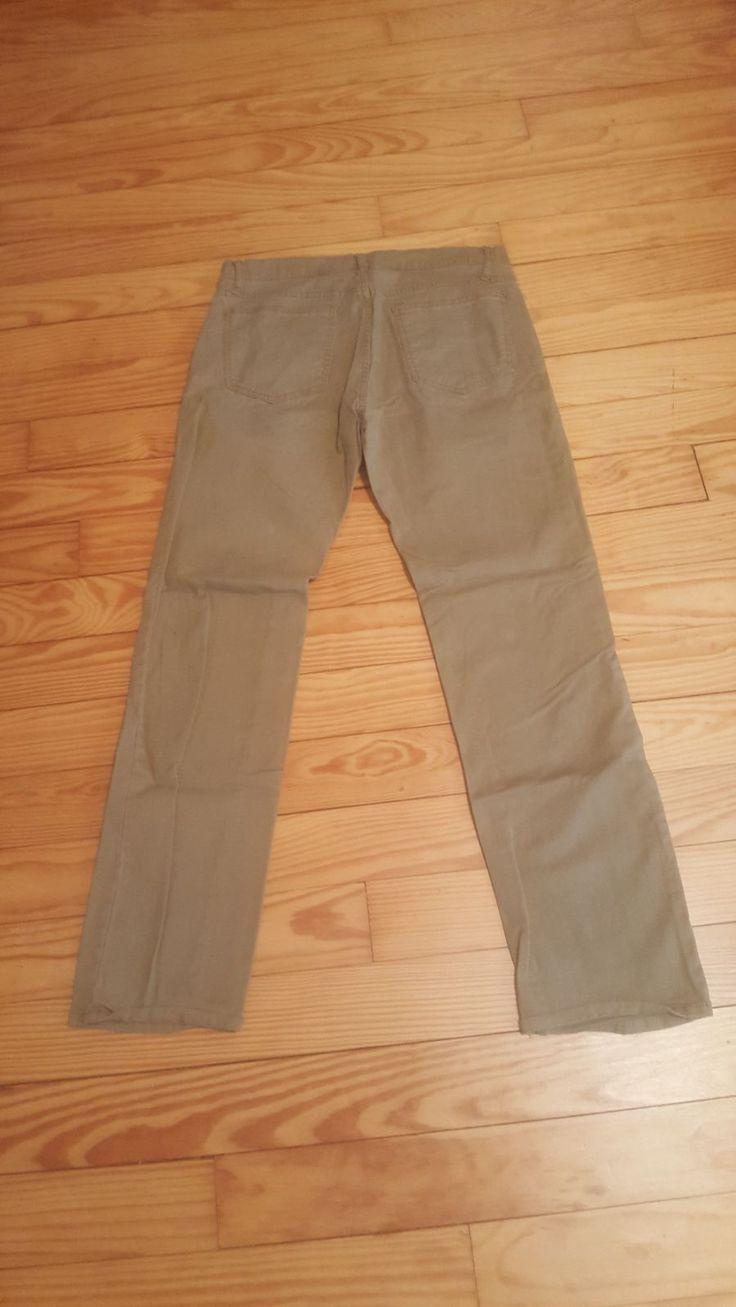 Faded Glory men's tan jeans