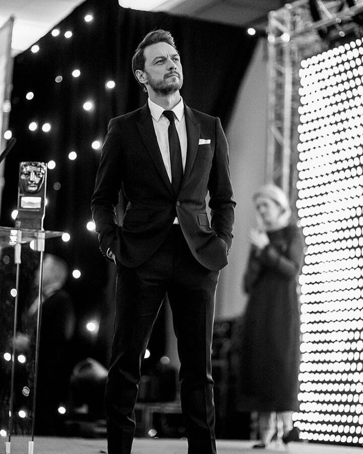 baftascotlandJames McAvoy watching the Actress-Film performances on screen at the British Academy Scotland Awards #jamesmcavoy #BAFTAScot16