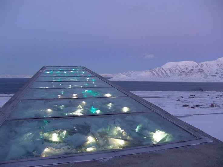 Deposito Sotterraneo Globale dei Semi in Norvegia 03