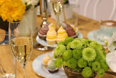 Brand Smart Launch :: Afternoon Tea