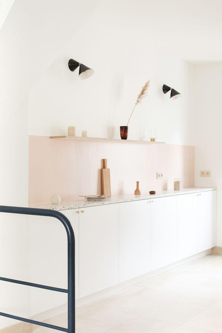 archi renovation cuisine terrazzo heju studio 13