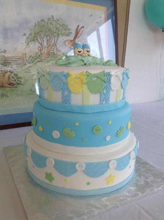334 Best Baby Shower Cakes Images On Pinterest