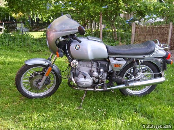 BMW R 80/7 S-model 1982, brugt klassiker motorcykel til salg - Privat - 123mc.dk