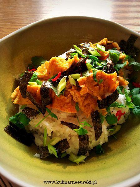 Szybki lunch japonski