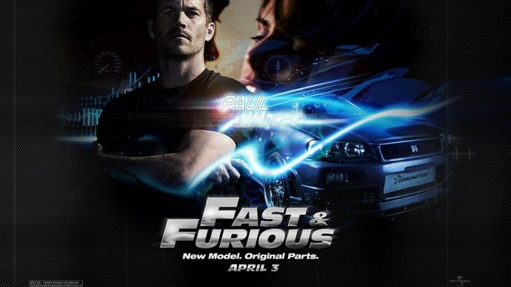 P1177 Paul Walker - RIP Fast and Furious Poster Custom Canvas Poster Art Home Decoration Cloth Fabric Wall Poster Print Silk  #Affiliate