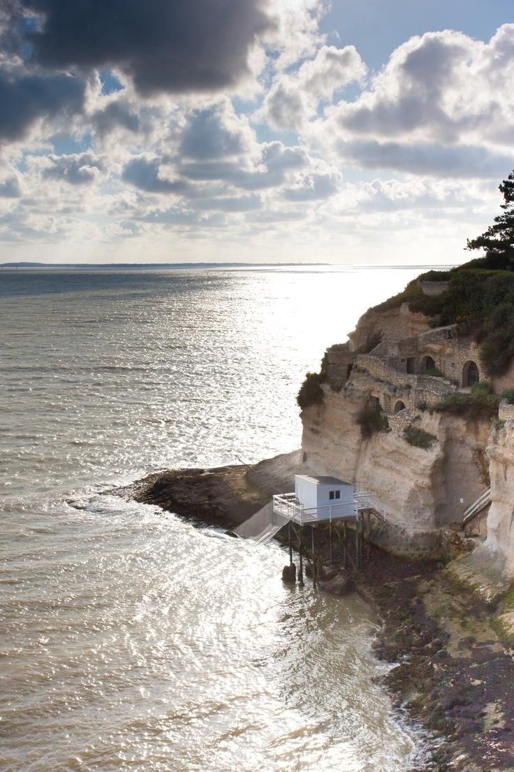 Meschers-sur-Gironde, entre Royan et Talmont-sur-Gironde | Pays Royannais Charente-Maritime Tourisme #charentemaritime | #Meschers