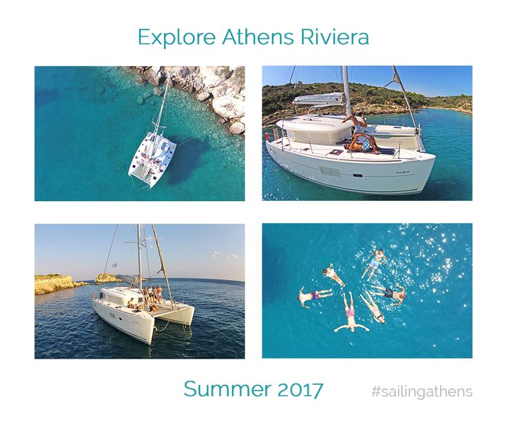 Experience the beauty of Athens Riviera!