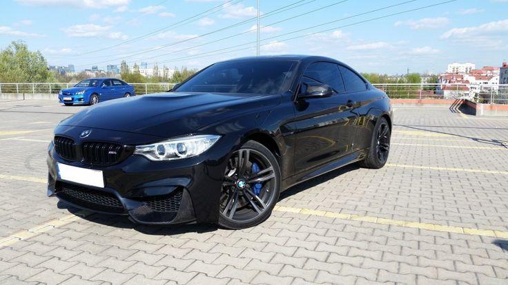 BMW M4, 550 KM AKRAPOVIĆ