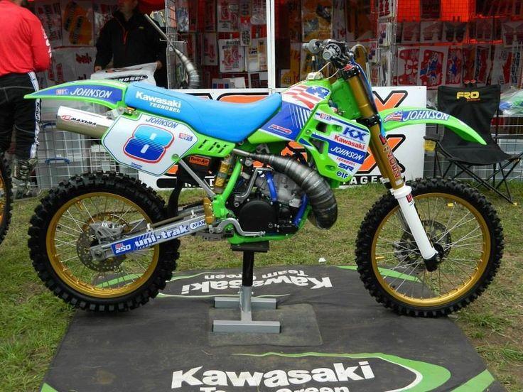 Kawasaki Motocross  Cc