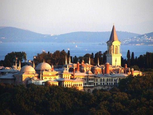 Palazzo Topkapi : La reggia dei Sultani - I love Turchia