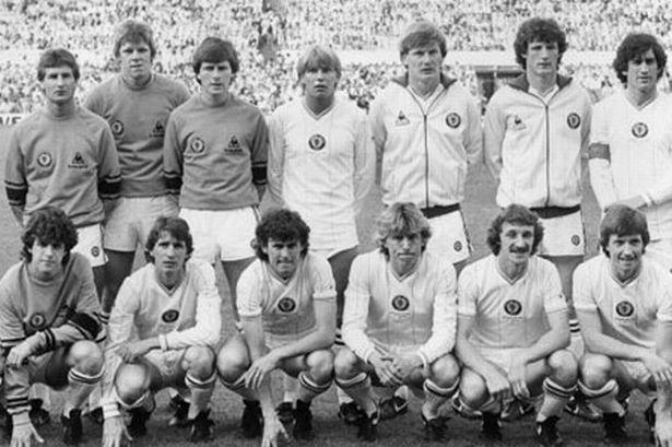 Aston Villa 1982  Champions