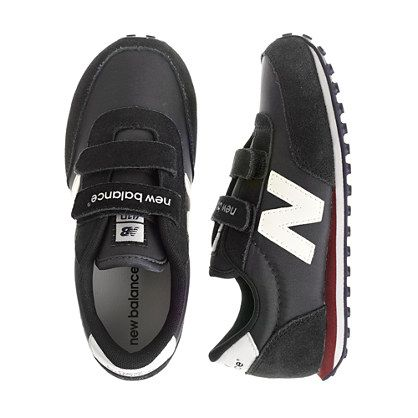 new balance junior velcro