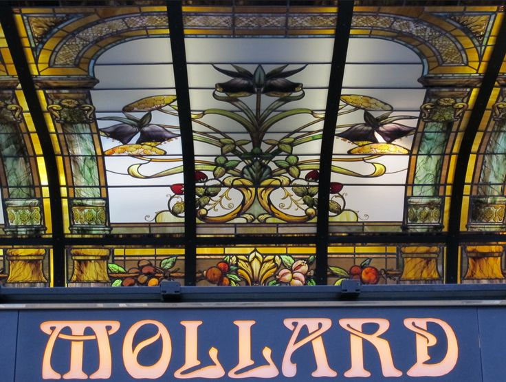 76 best HOTELS, RESTAURANTS, BRASSERIES : Stained glass & carved ...