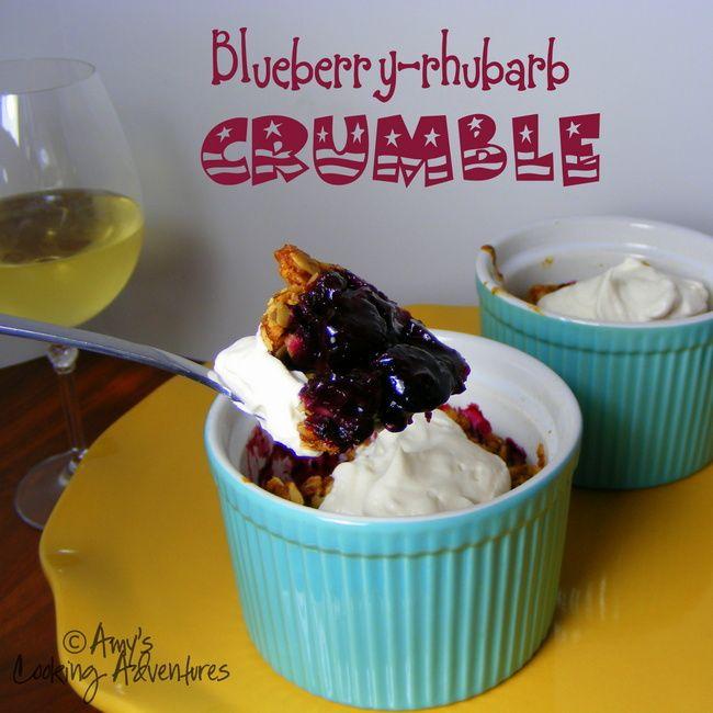The 25+ best Blueberry rhubarb ideas on Pinterest ...
