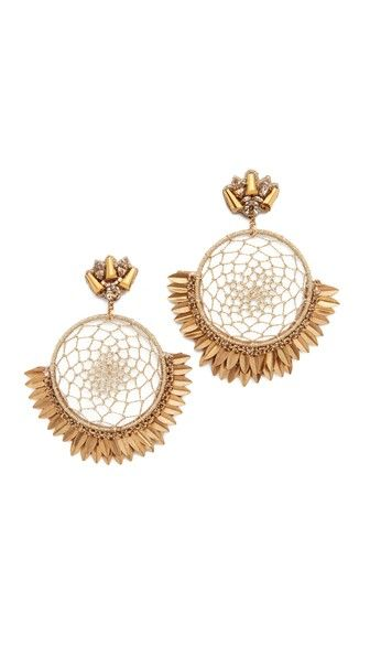 Deepa Gurnani Deepa By Deepa Gurnani Pixie Earrings | SHOPBOP SAVE UP TO 25% Use Code: GOBIG17