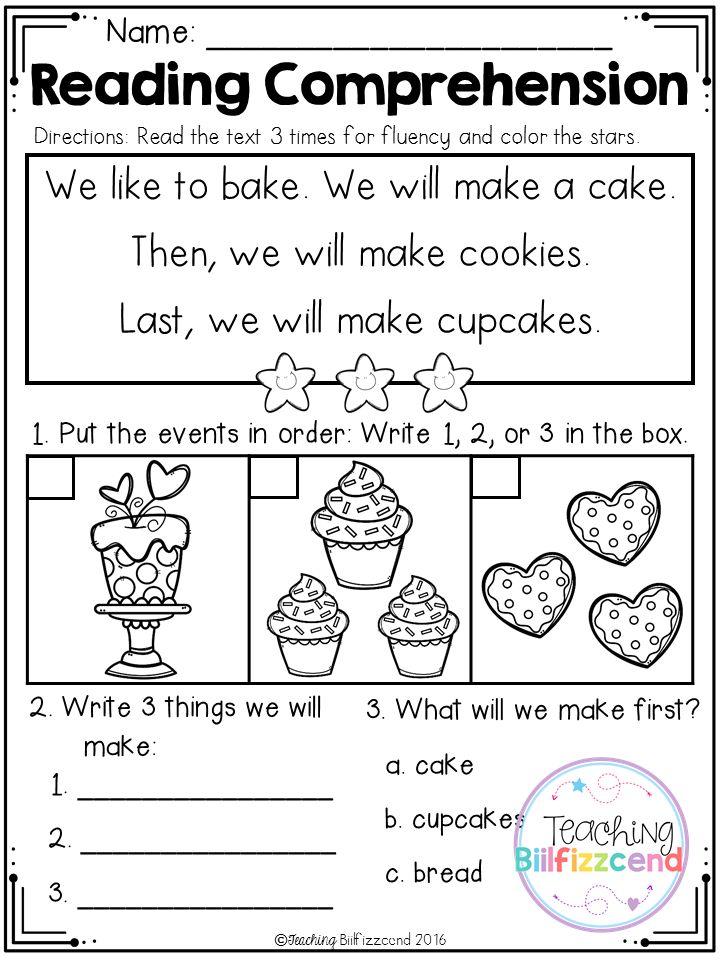 25 best ideas about 3rd Grade Reading Comprehension Worksheets on – Beginning Reading Worksheets for Kindergarten