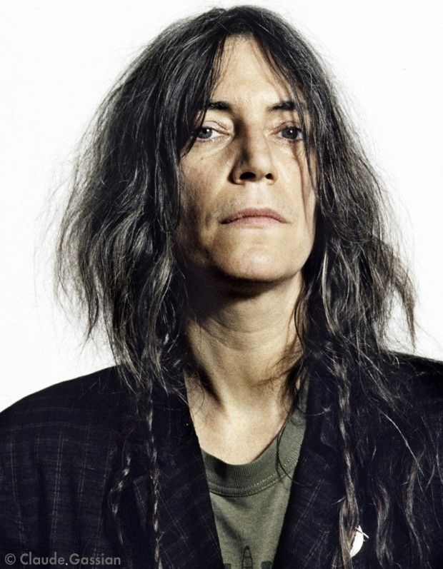 Patti Smith hair textures ( HAIR TEXTURES? !!!!!   Geez. Just don't go to hair stylists EVER. Cut your own hair !!!! I have had 2 haircuts my whole life. I don't understand you people.
