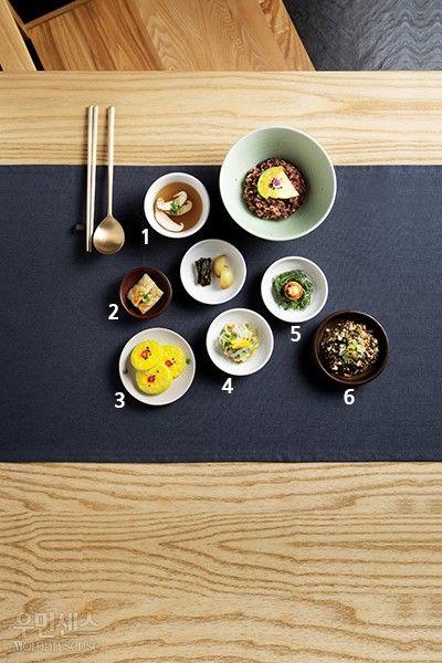 강민구의 '채식' 손님상 이미지 3