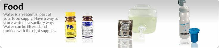 Emergency Food Supplies and Long Term Food Storage Kits