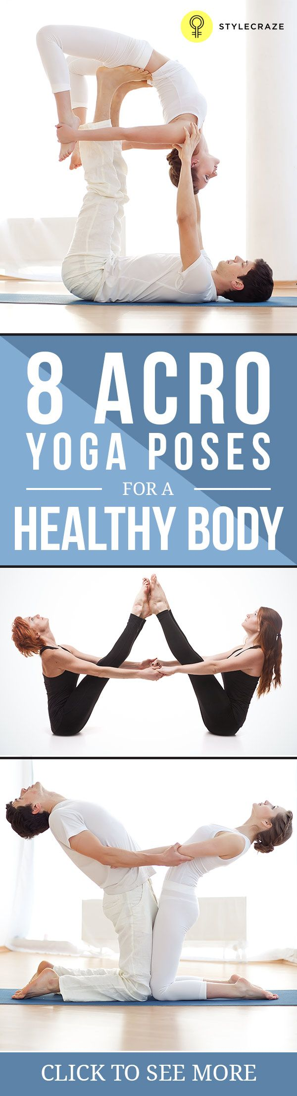 I learnt 3 things about Acro yoga in my first trial and they are – Acro #Yoga is beautiful; it's musical; and it's an art! Here are 8 effective acroyoga ...