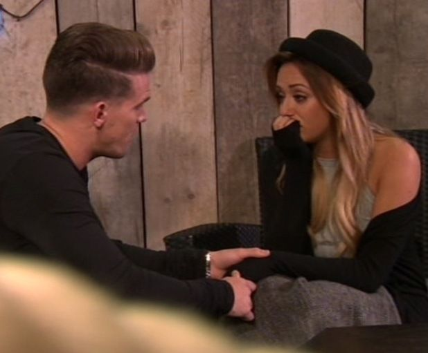 Gary Beadle tells Charlotte Crosby he's met someone else, Geordie Shore, Episode 3, MTV 21 April
