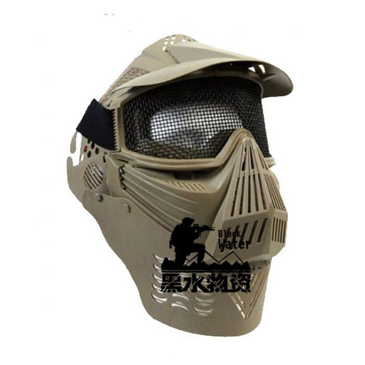 25+ Best Ideas about Paintball Mask on Pinterest | Tactical helmet, Paintball gear and Tactical ...
