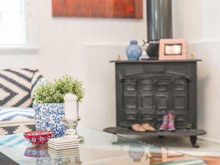 Styled Living Area Queenslander