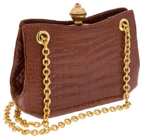 HERMES SHOULDER BAG  (btw, I don't care about what brand something is.  I just pin it if it's pretty.  I leave the brand on it for those who care.)   :)