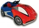 Spiderman Car cozy coupe remod