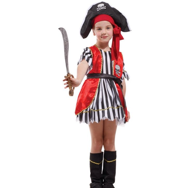 Kinder Kostuum Piraat 2