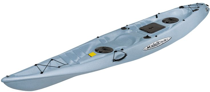Pro-2-Tandem-Fishing-Kayak-Stone-Angle-View
