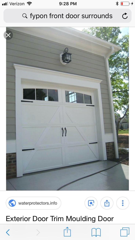 Pin by Cheryl Murad on exterior details Garage door