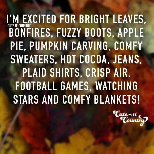 Best 25+ Cute Autumn Quotes Ideas On Pinterest
